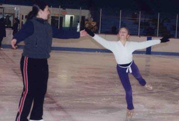 national ice skating association